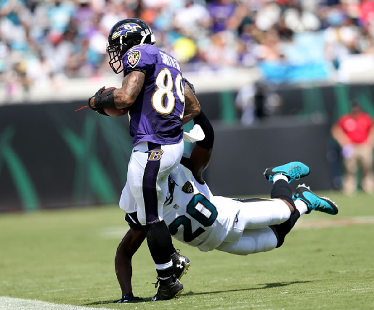 "Steve Smith Ethers Jaguars CB Jalen Ramsey Twitter ""I ve Got"