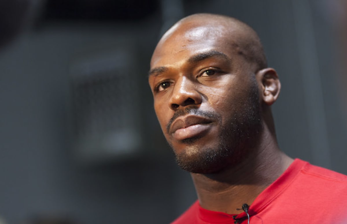 Jon Jones Admits He Still Drinks and Smokes Weed  Every Once in a ... 7e17b758328