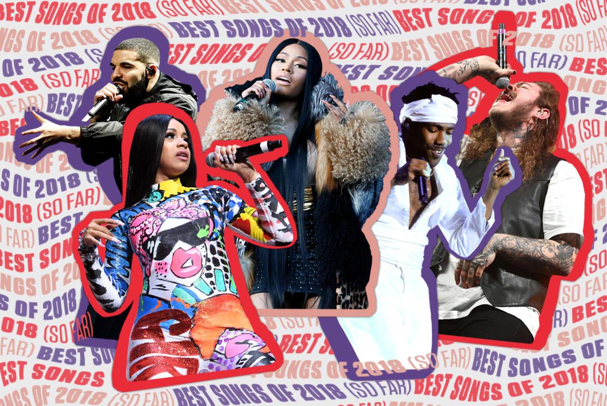 The Best Songs of 2018 (So Far)