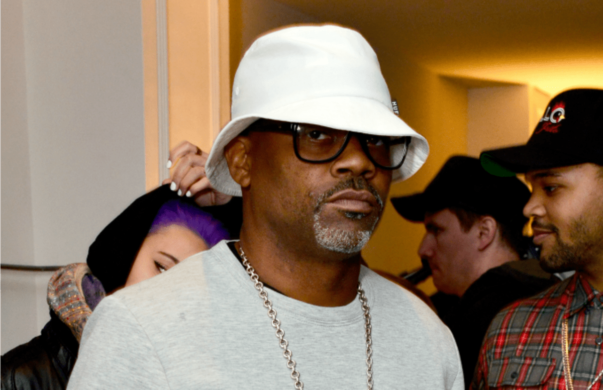 Dame Dash Gets His Stolen Chain Back After Calling Out the Store for Selling It