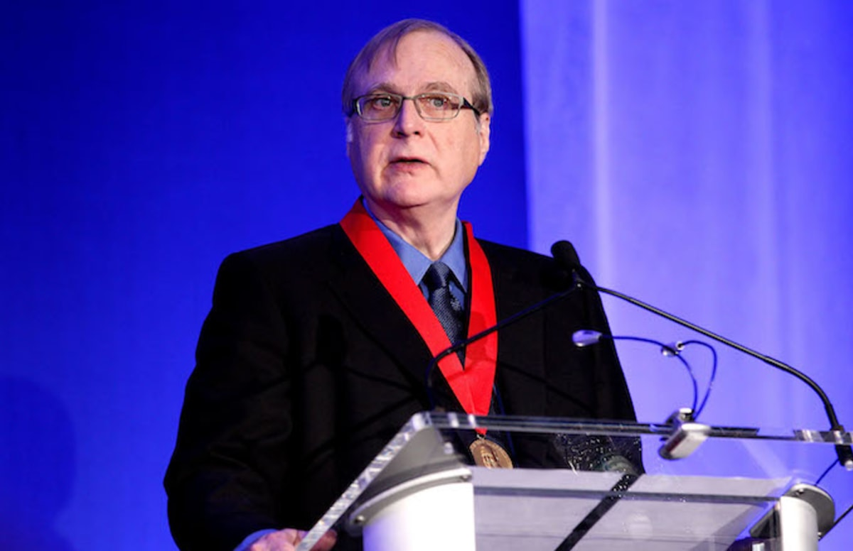 Microsoft Co-Founder Paul Allen Dead at Age 65