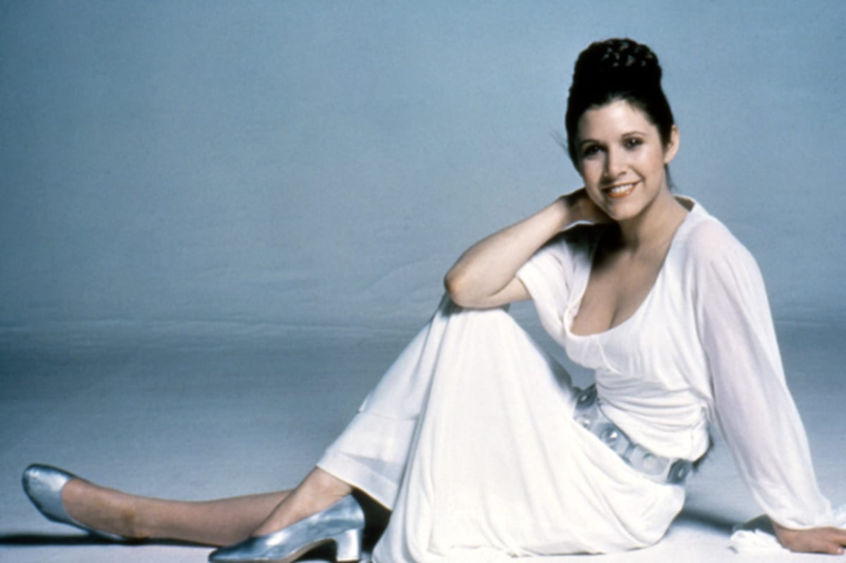 Watch Carrie Fisher Audition for Princess Leia in 'Star ... How Old Was Princess Leia In A New Hope