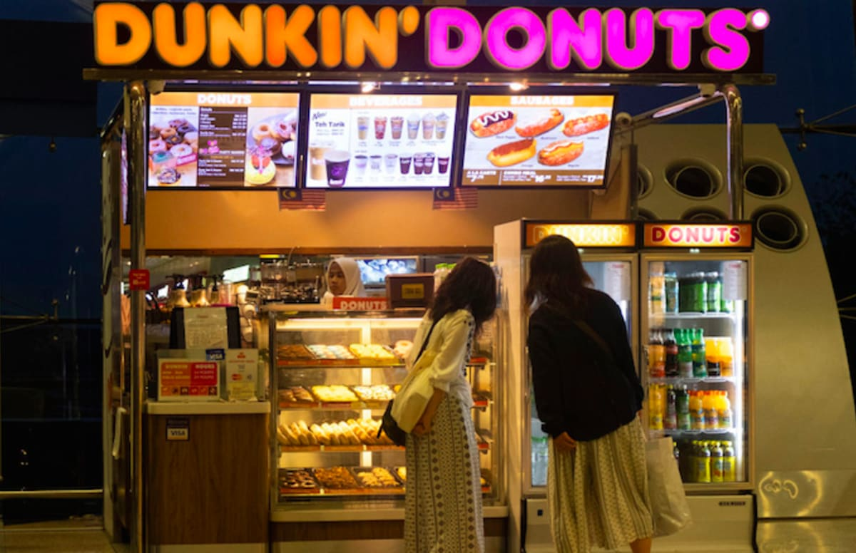Dunkin Donuts Has Decided To Ditch The Donuts Part Of