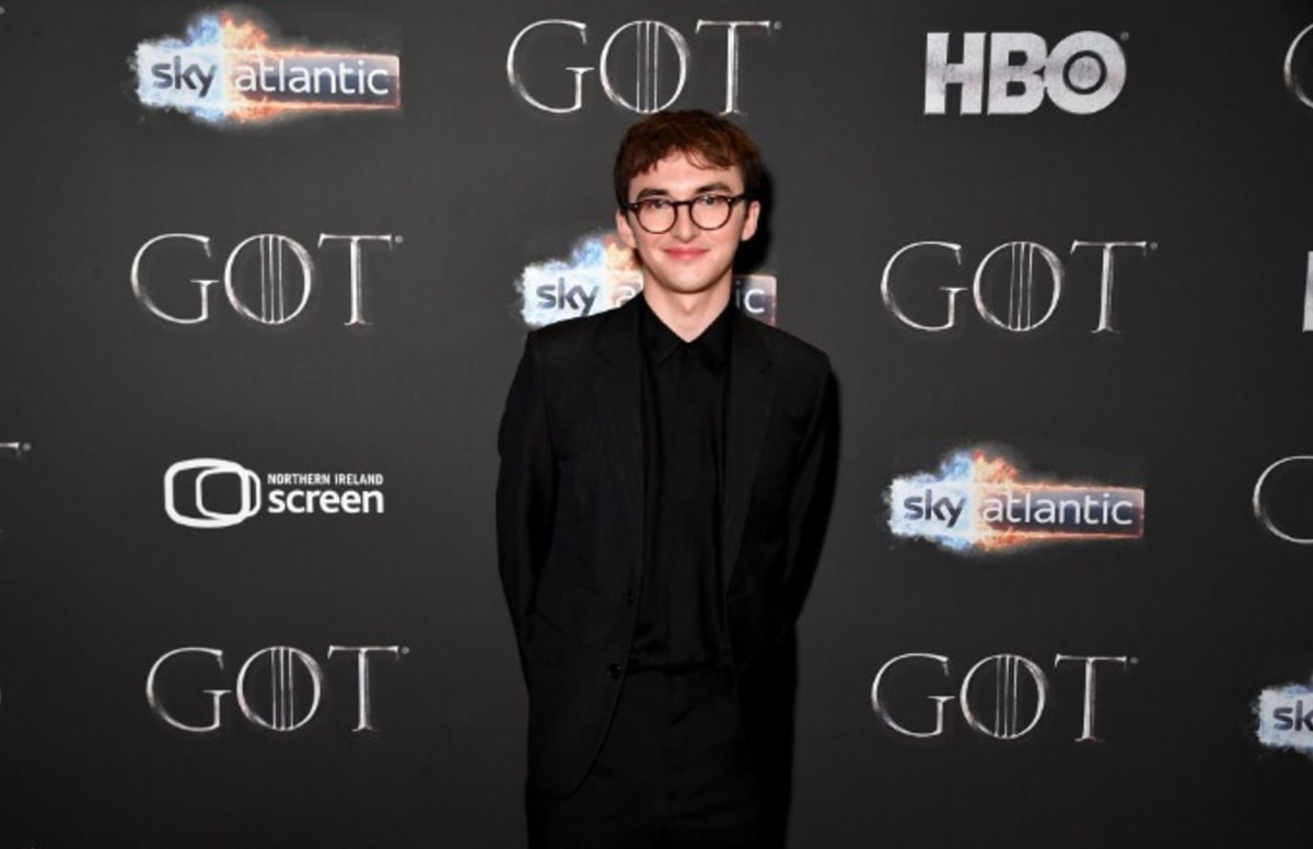 Game of thrones star isaac hempstead wright is cool with all your bran memes