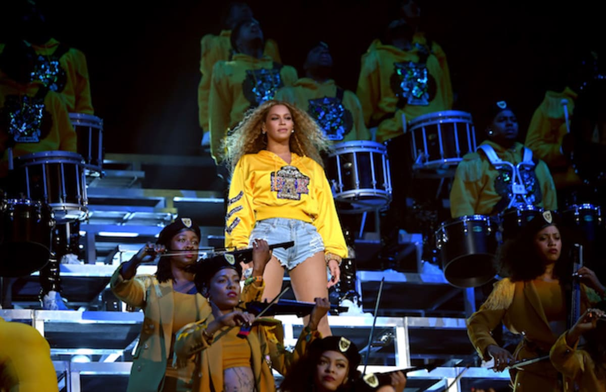 Beyoncé Is Selling New Items Inspired by Her Coachella Performance