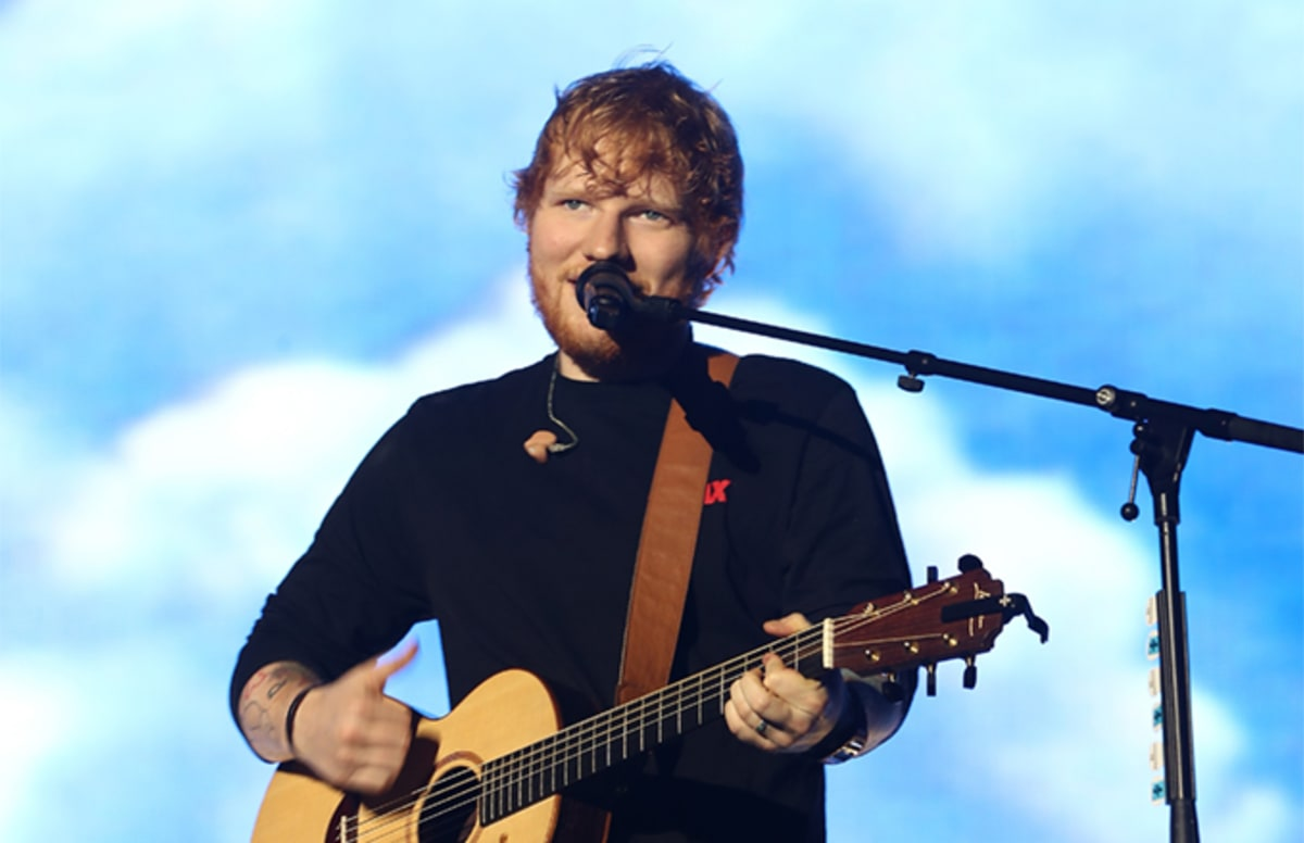 Ed Sheeran Rumored to Appear in Upcoming Beatles-Themed Comedy Film