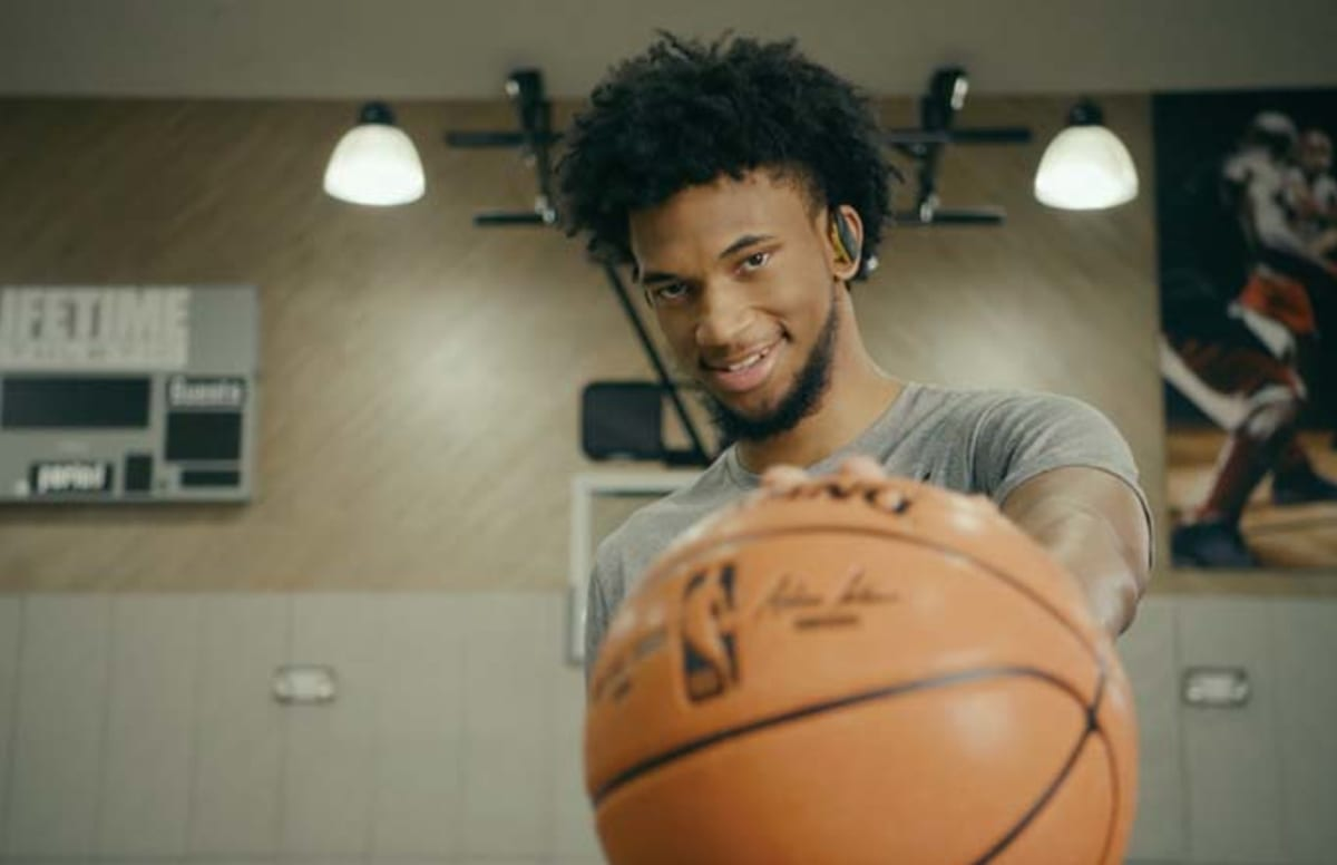 ef37a196f316 Don t Call Him a Unicorn  NBA Draft Prospect and Rapper Marvin Bagley III Is  His Own Breed