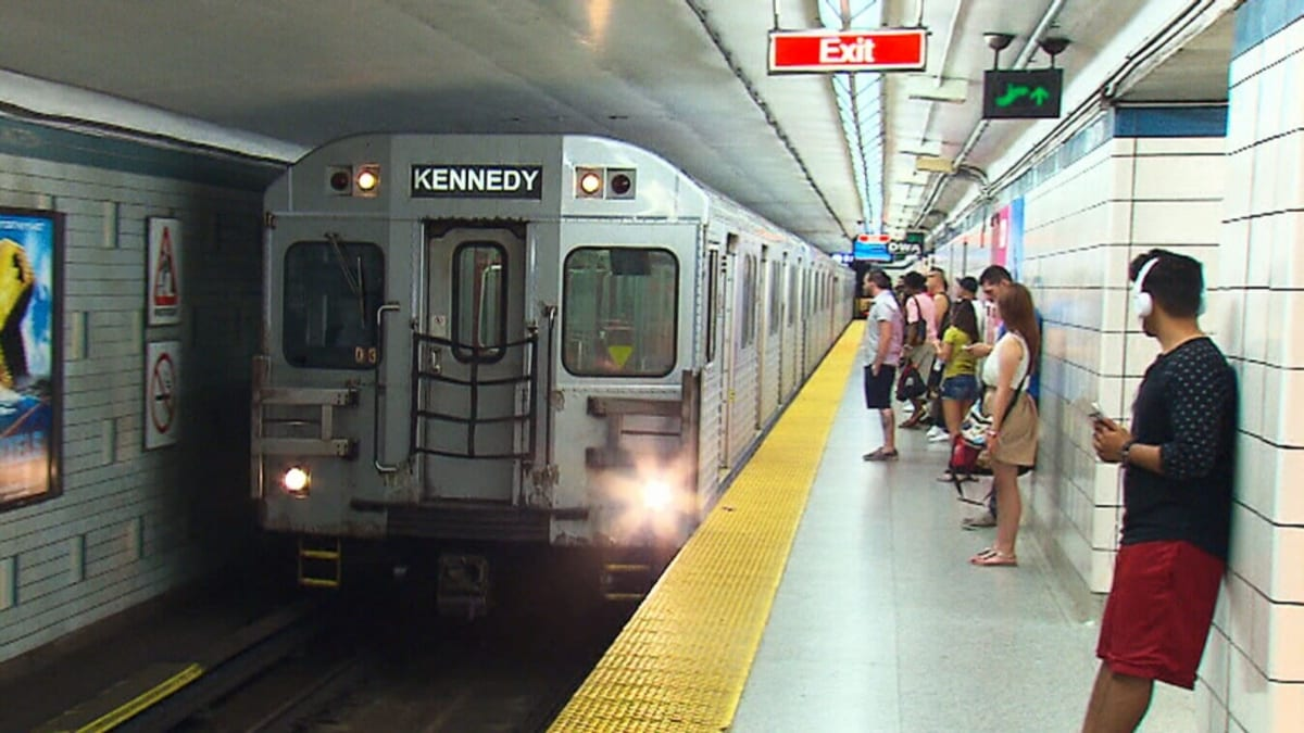 The Air Quality In Toronto S Subway System Is 10 Times