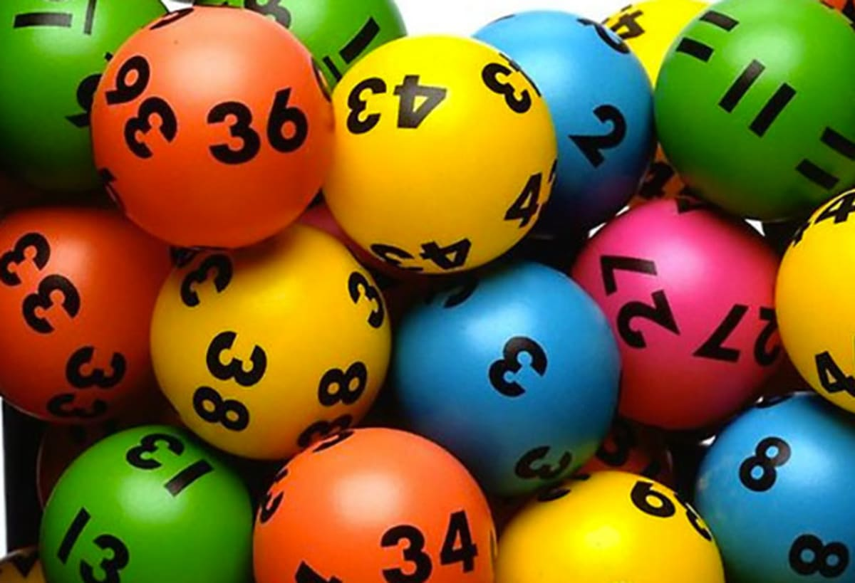 Image result for lottery balls