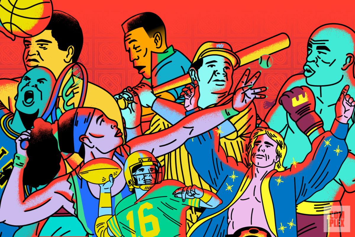 G.O.A.T. Athletes: The Definitive List