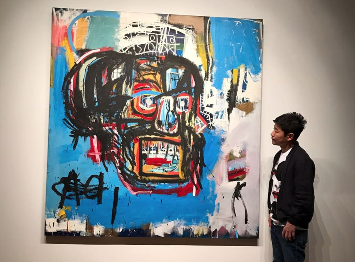 Auto Show Miami 2017 >> Why That Record-Setting Basquiat Painting Is Worth So Much More Than Money | Complex
