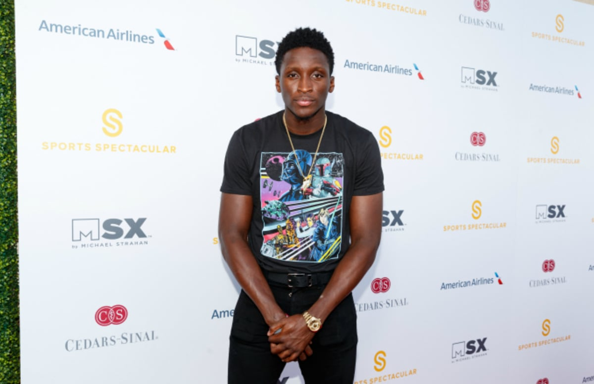"""Victor Oladipo Teams Up With PnB Rock for Debut Album Single """"Connected"""""""