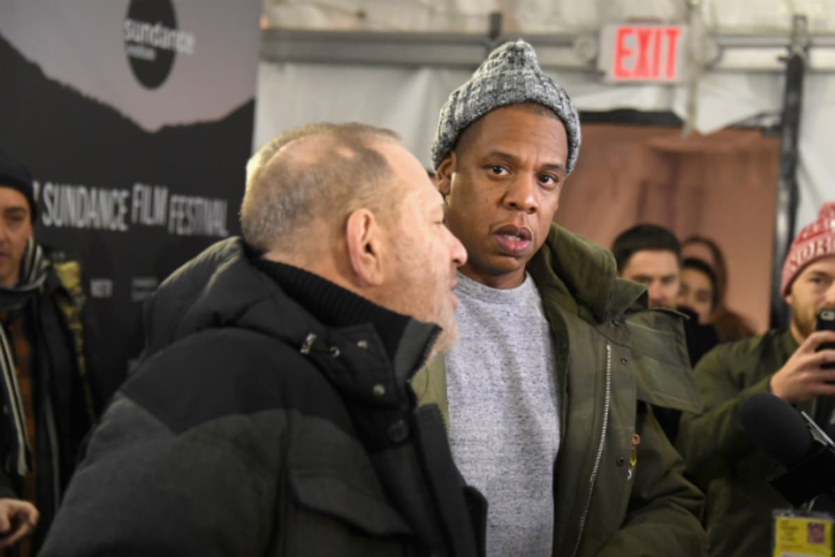 From marcy to movie mogul how jay z took on hollywood for Jay z documentary sundance
