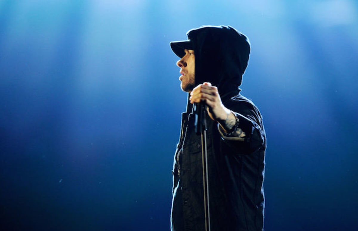 Here Are the First Week Sales Projections for Eminem, N*E*R*D, and G-Eazy
