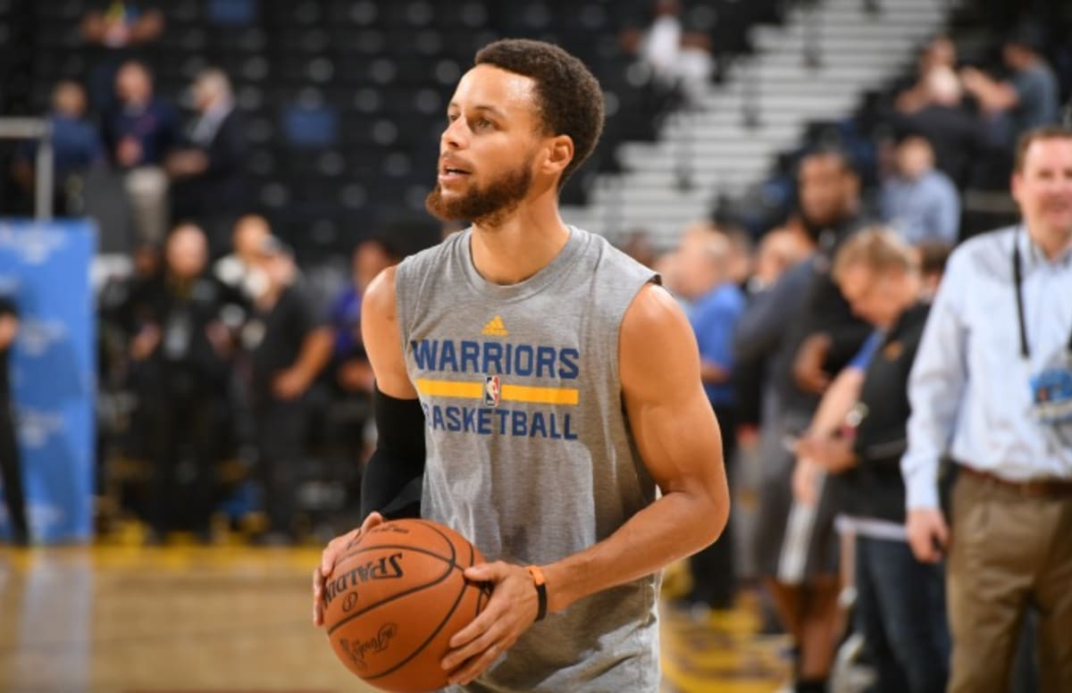 WTF Is Up With Steph Curry's Weird Beard? An Investigation | Complex