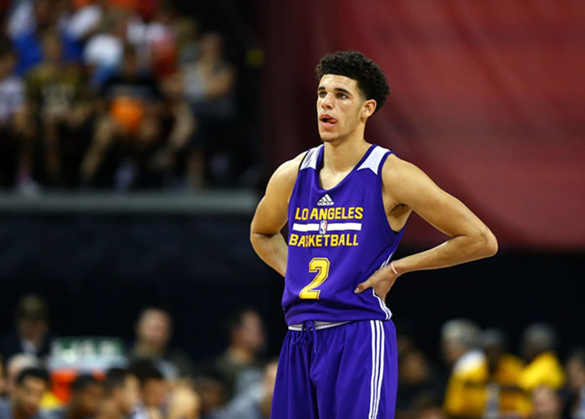 25ff1d7f6cd1 Lonzo Ball Debuted What Sounds Like the Big Baller Brand Theme Song ...