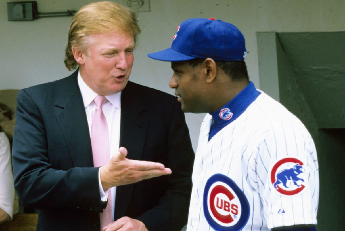 9 Things You Didn't Know About Donald Trump's Baseball Career