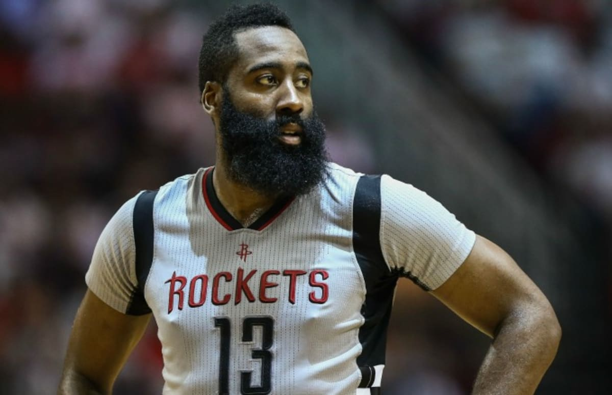 520d38cc03b7 Here s the Story Behind the James Harden Banner Hanging in a Houston Strip  Club