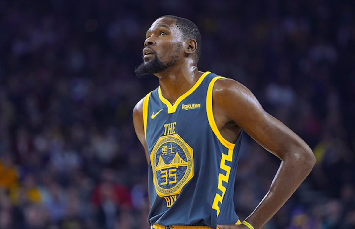 aad94ab9257f Kevin Durant Says  Nobody Can Recruit Me  in Free Agency