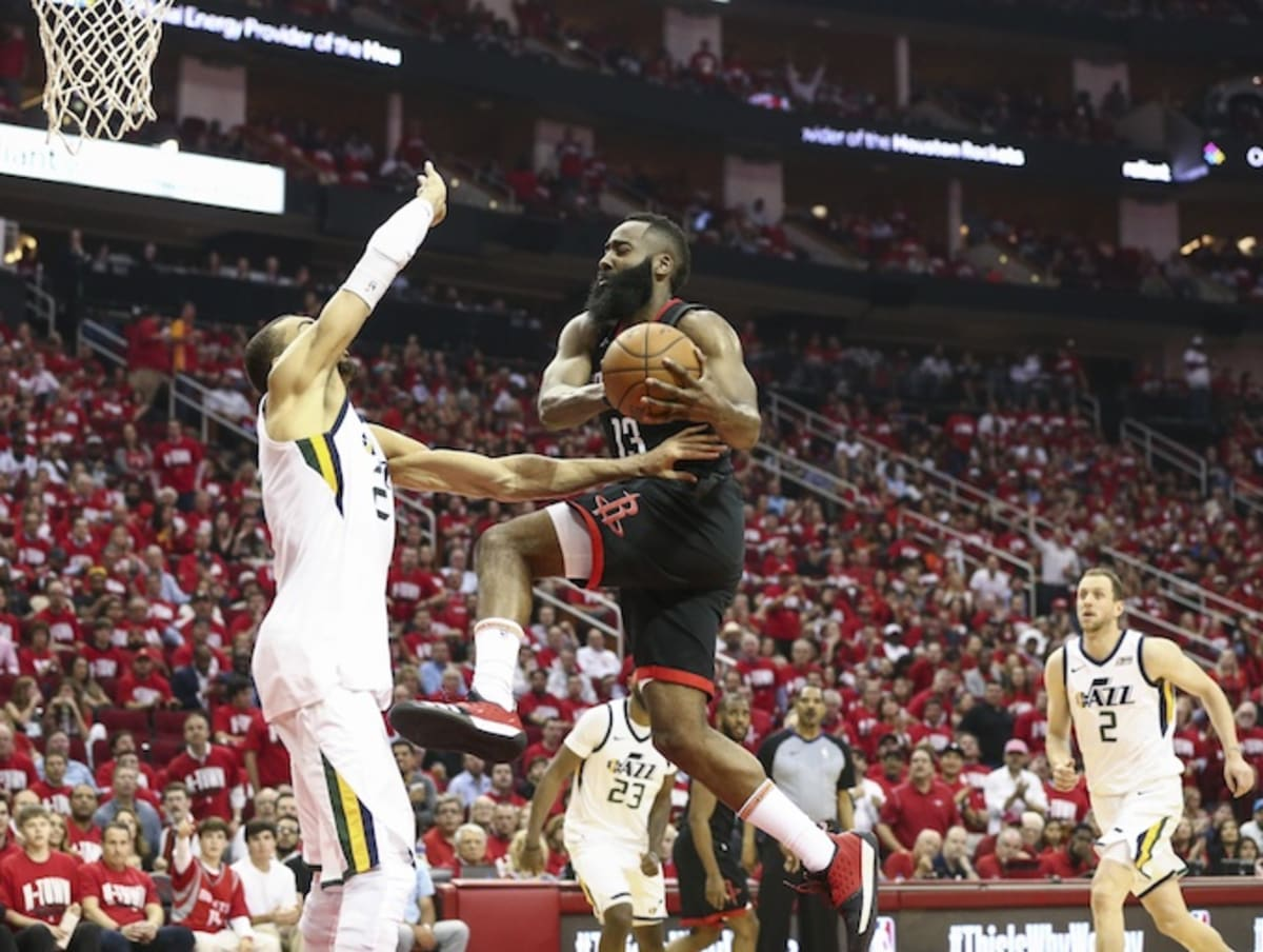 0946fb3c4f9a Steph Curry Says James Harden Has Turned Getting Whistles Into an  Art