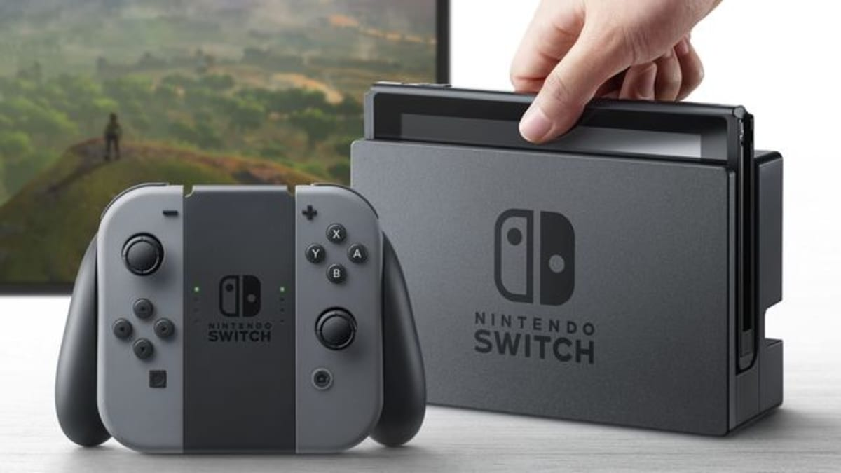 Nintendo Switch Is the Fastest-Selling U.S. Console of All-Time