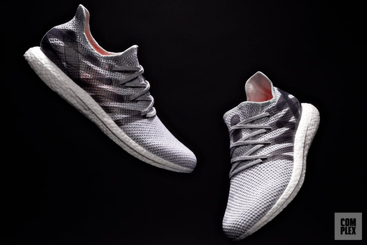 best website 197a4 698c9 Everything You Need to Know About the Adidas Futurecraft M.F.G.  Complex