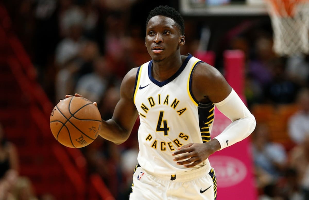 Victor Oladipo Puts His Knowledge of Drake to the Test by Taking a Quiz