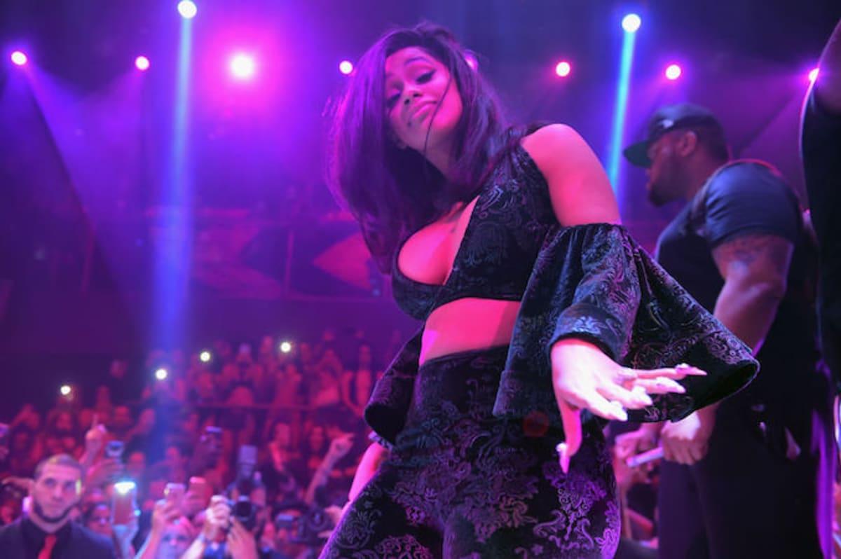 Cardi B Reveals Nicki Minaj Altered Her Verse On Motorsport