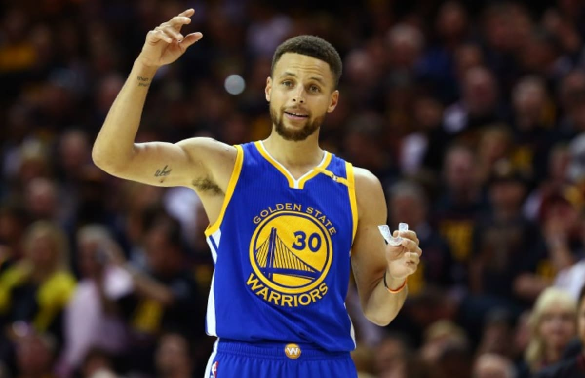 There's a Debate Over Whether Steph Curry 'Pooped' on the Cavaliers' Court During Game 3 | Complex