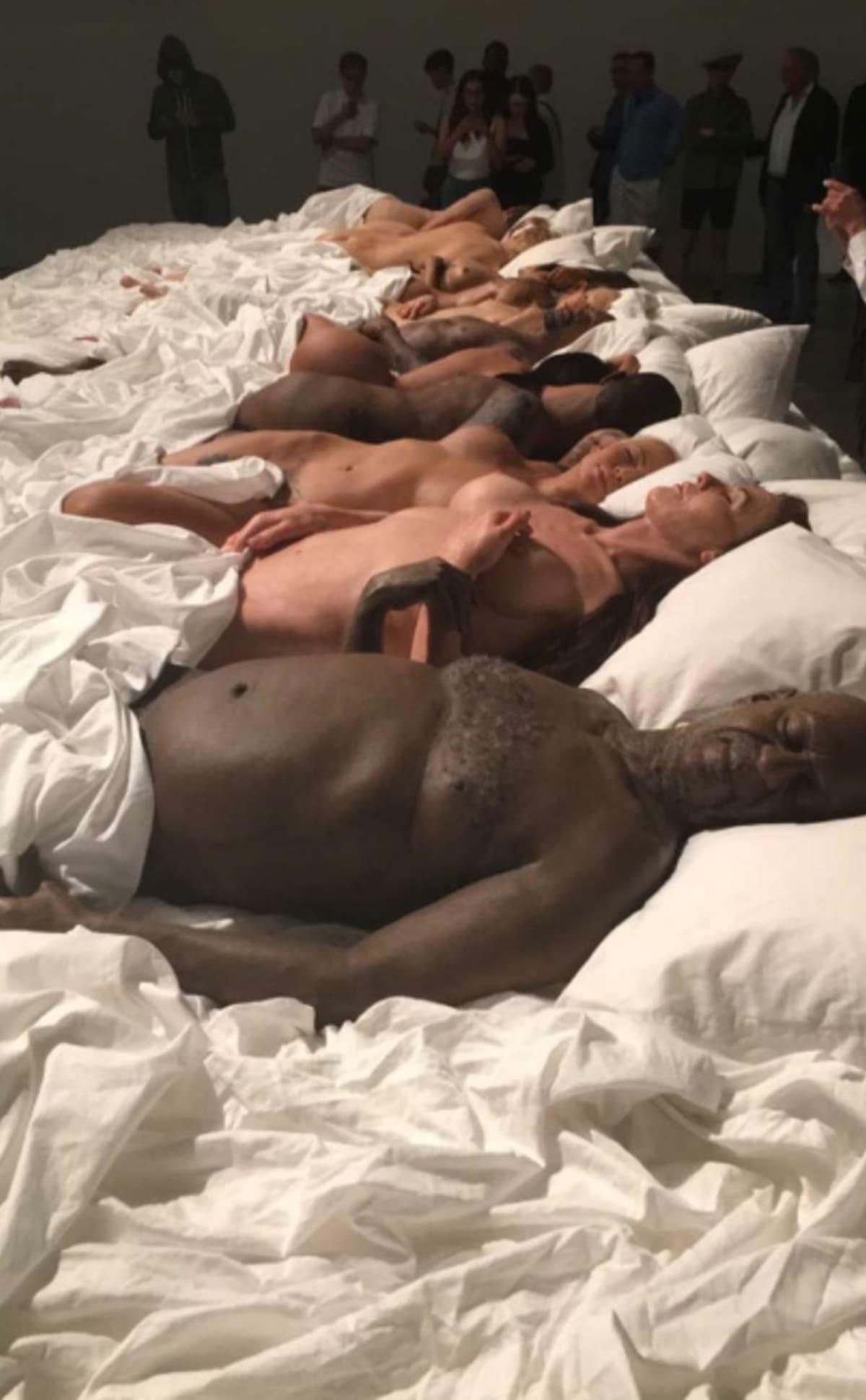 Kanye West S Secret Art Exhibition Complex