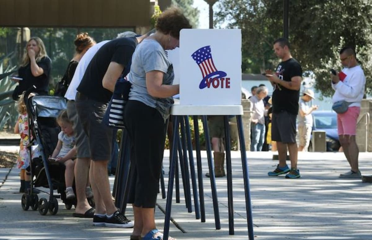 People Are Encountering Difficulties Voting Across the Country