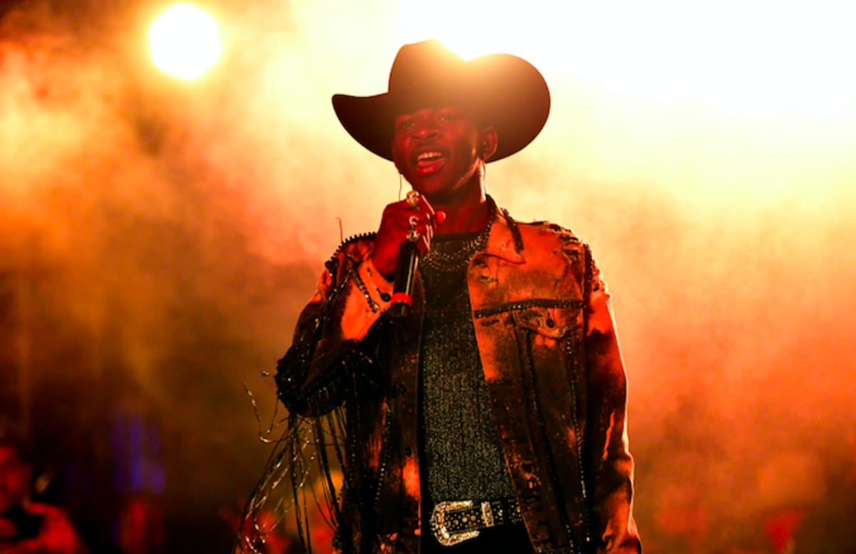 "Lil Nas X's ""Old Town Road"" Projected to Block Ed Sheeran and Justin Bieber From No. 1 Spot"