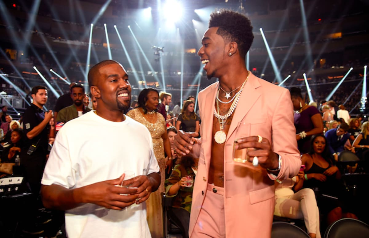 "Desiigner Calls Kanye 'Crazy' Again in ""Thotiana"" Remix"