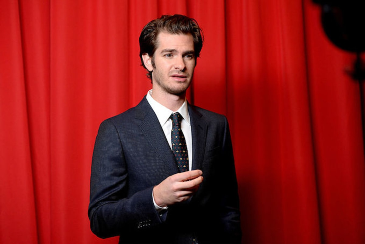 Andrew Garfield is facing criticism for claiming to be a gay man just without the physical stuff' forecast