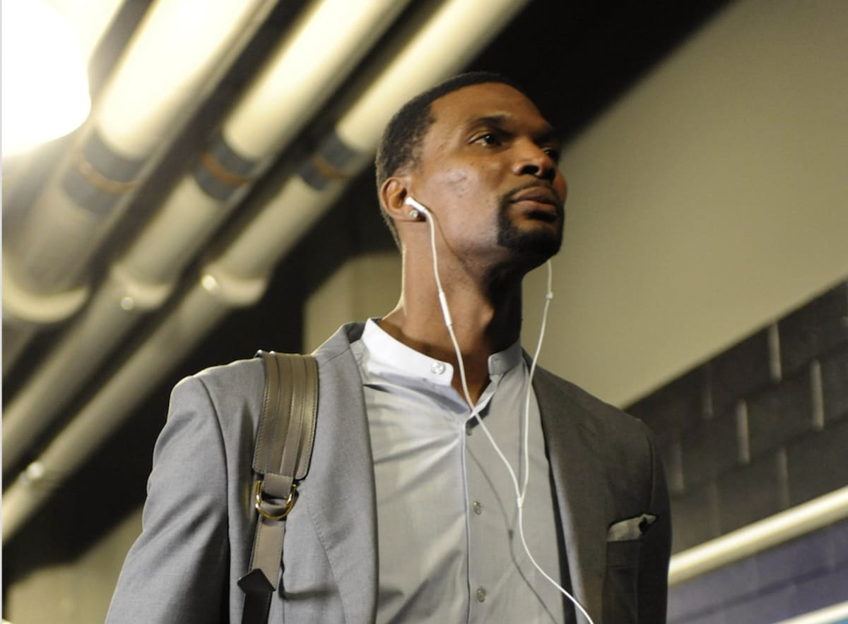 Chris Bosh s NBA Career Appears to Be Over  2bf5883cb