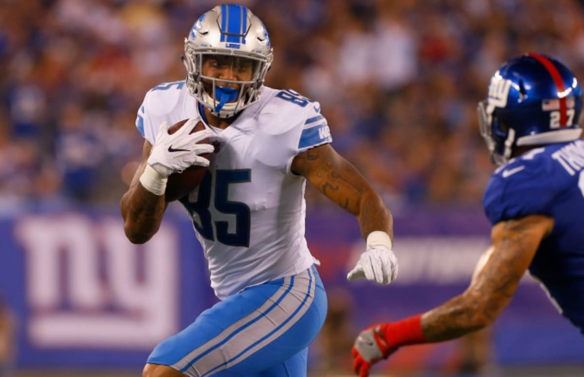 NFL Players Landon Collins and Eric Ebron Trade Shots on Twitter