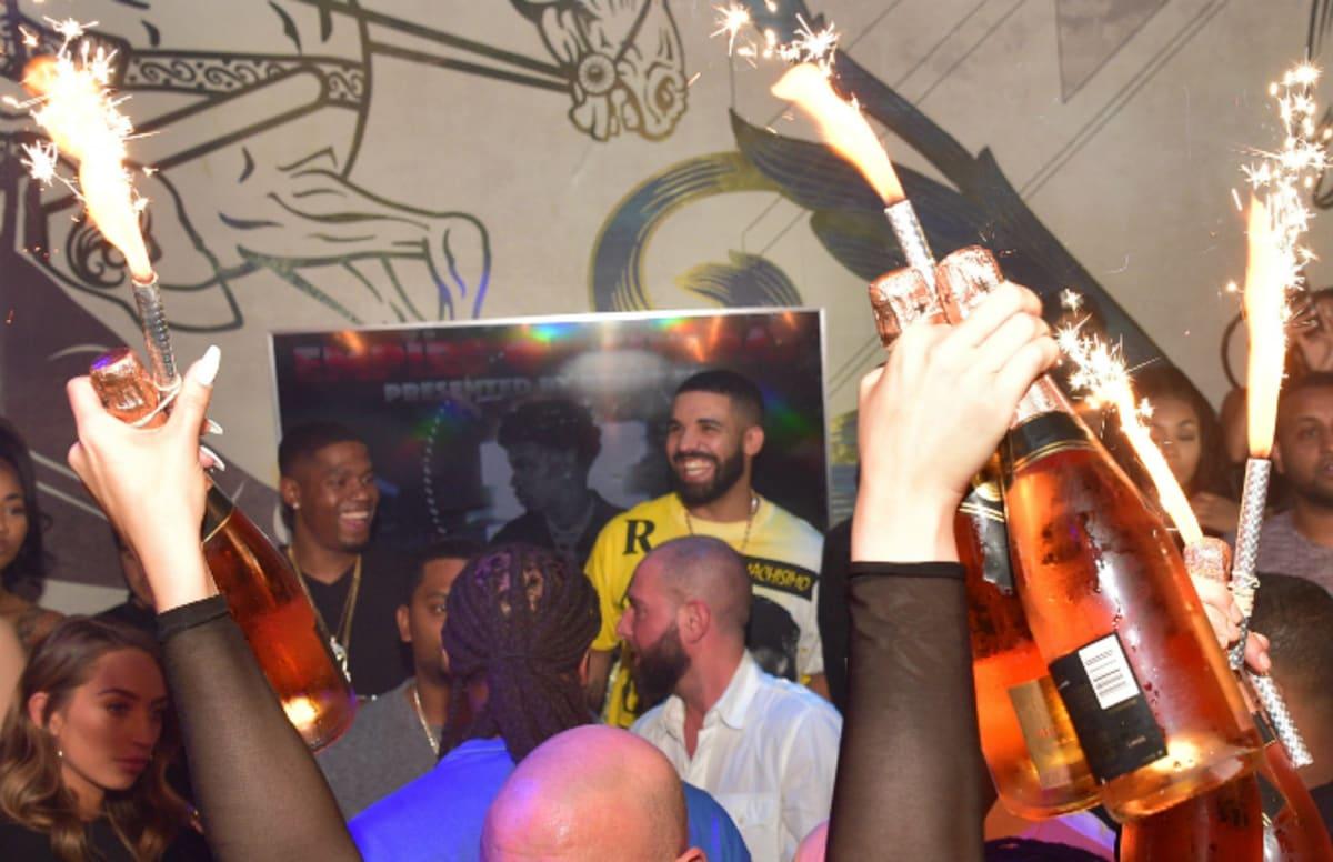 Drake Announces Aubrey And The Three Amigos Tour With Migos Complex