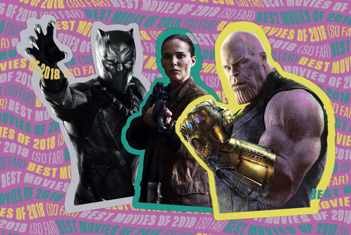 The Best Movies Of 2018 (So Far)