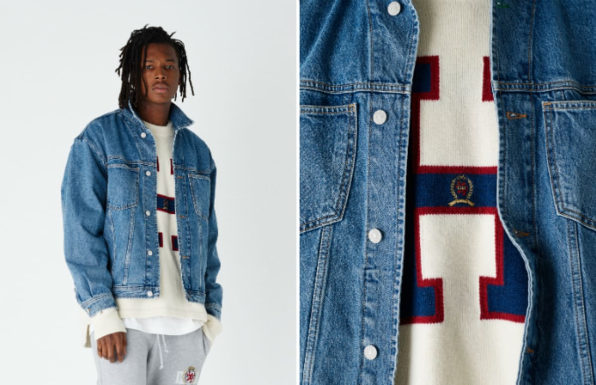 e488bcbfbf7 Kith Drops Lookbook for New Tommy Hilfiger Collab