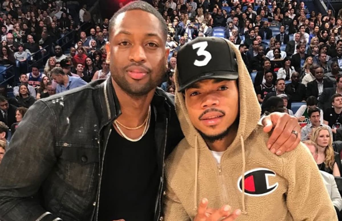 Some Of Hip Hops Biggest Artists Made Appearances At Nba