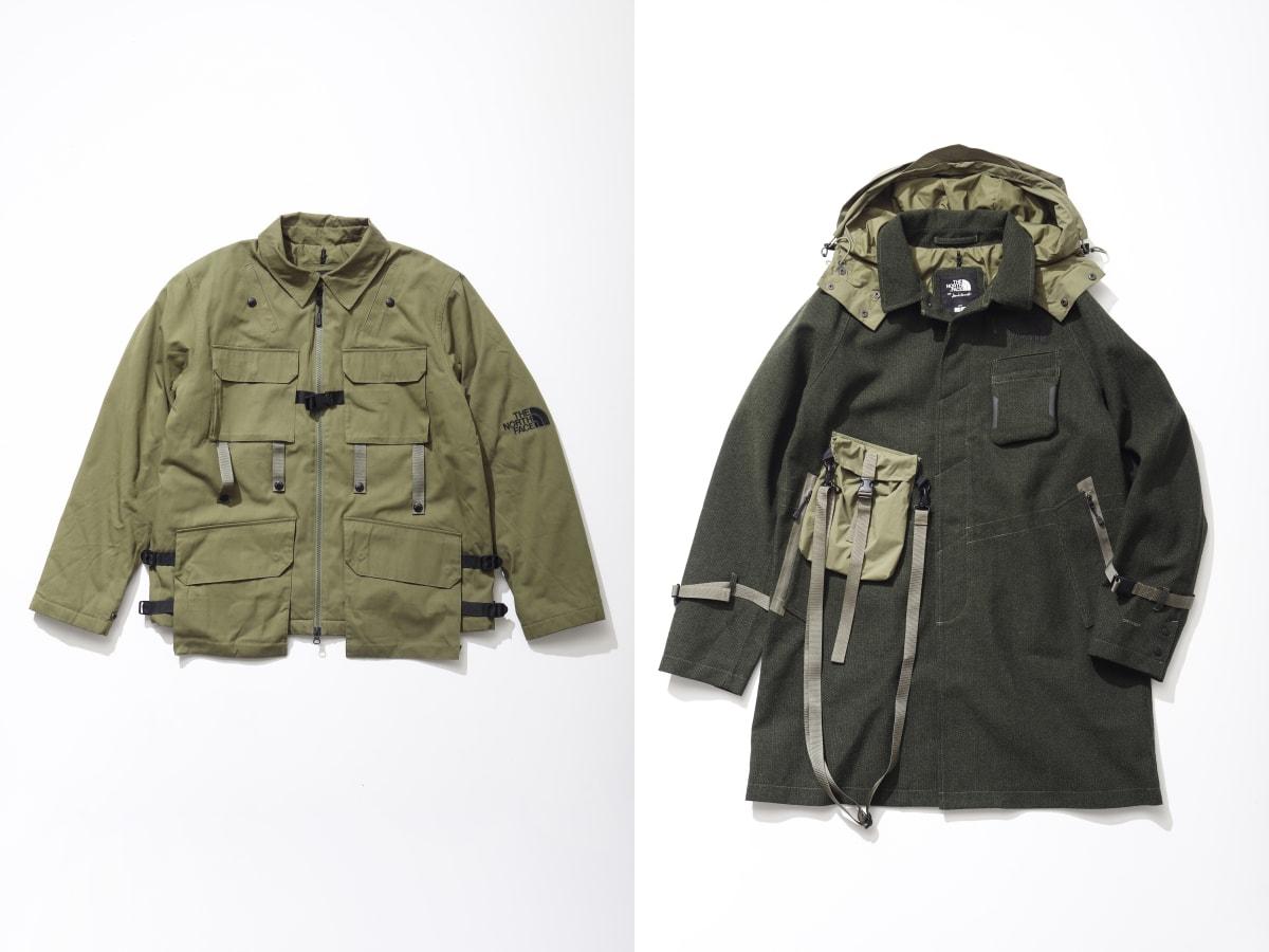 The North Face Black Series Gets a Militaristic Update from Kazuki Kuraishi