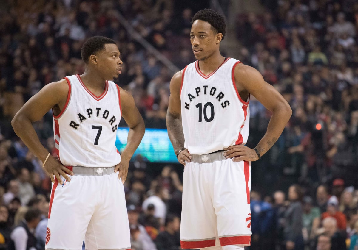 Image result for lowry and derozan