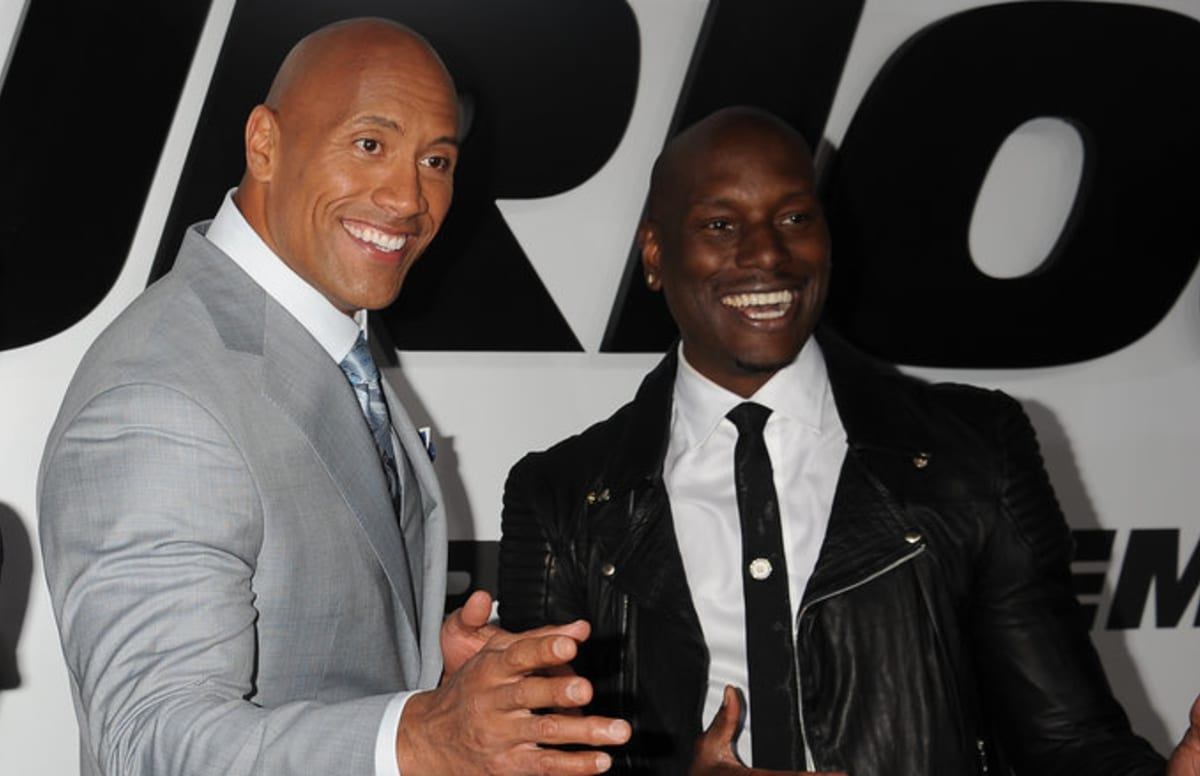 Tyrese Is Still in His Feelings About The Rock's 'Fast & Furious' Spin-Off