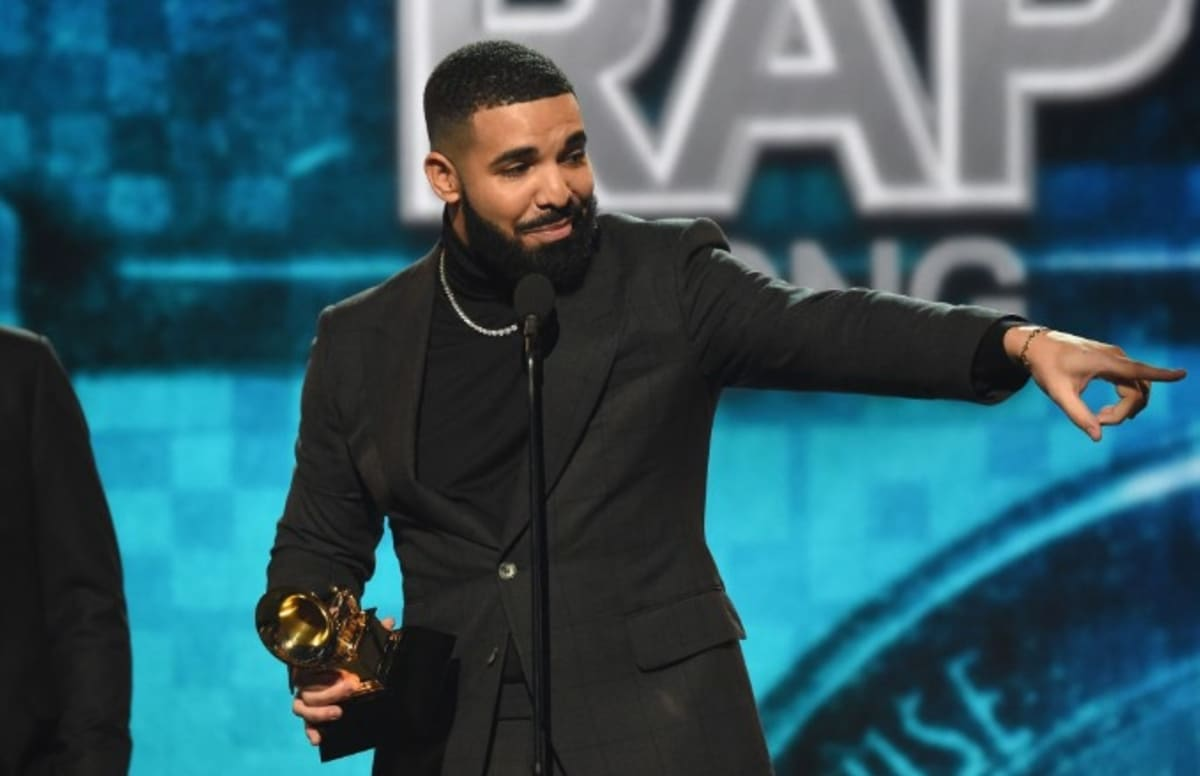 90279f0b8e69 Grammys Producers Blame Cutting Off Drake on  Natural Pause