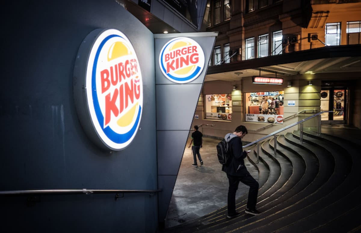 Here's Why Burger King Was Liking Your Old Tweets
