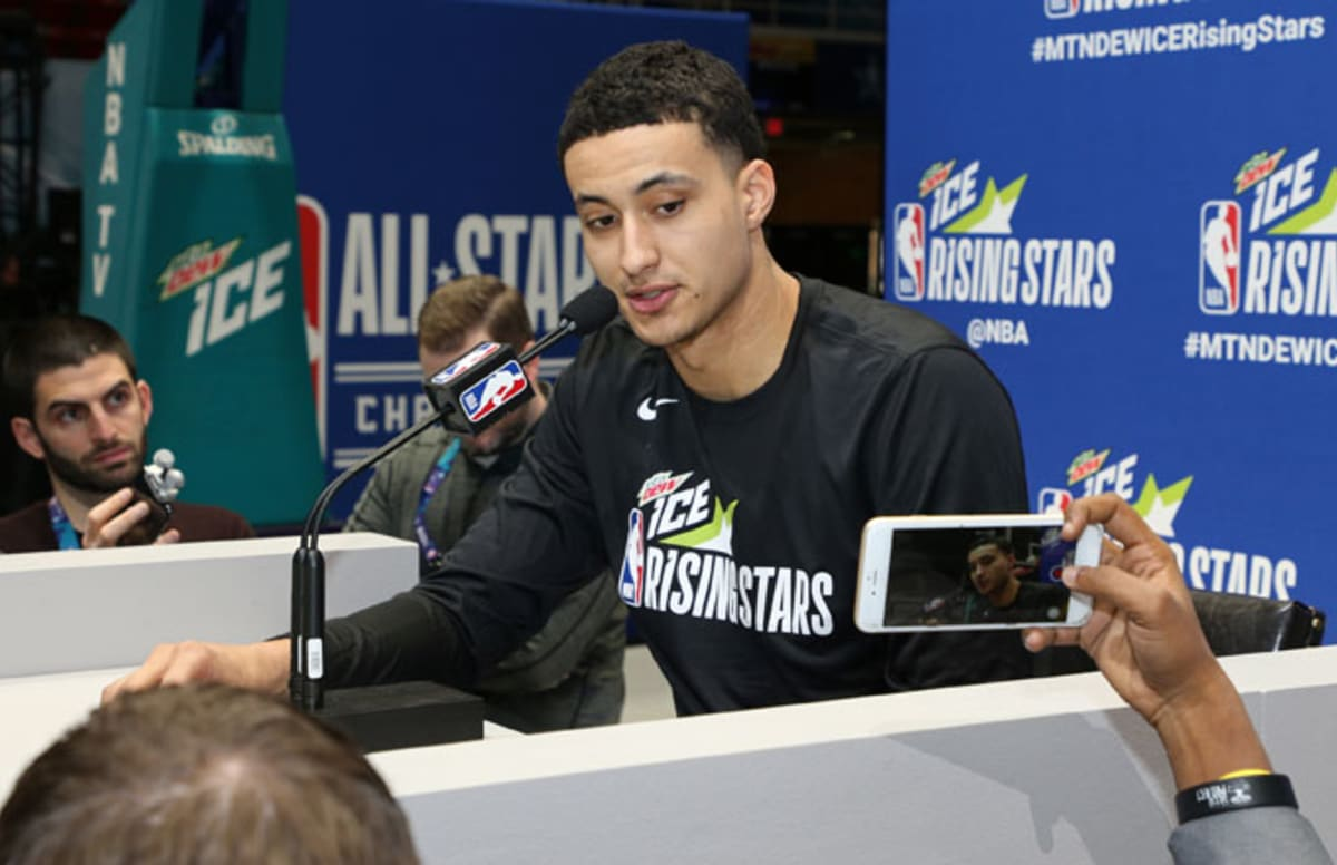 Kyle Kuzma Prefers Negative Coverage in L.A. Over Irrelevancy in a Smaller Market
