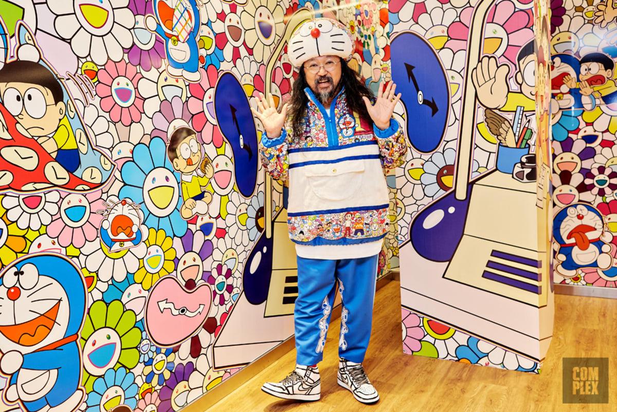 Takashi Murakami Talks Kids See Ghost Album Art And New Uniqlo