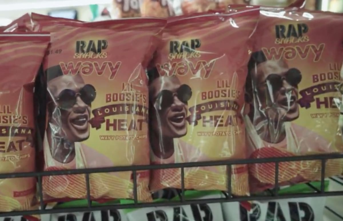 How Rap Snacks Is Helping the Next Generation of Entrepreneurs