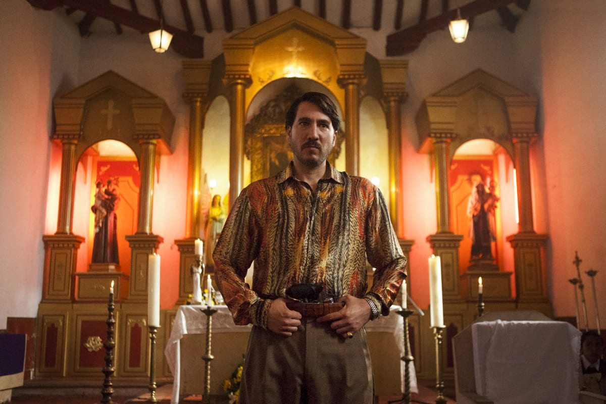 Narcos  Season 3 is Revolutionizing What it Means To Be a Powerful Gay Man 0ccccd0d32757