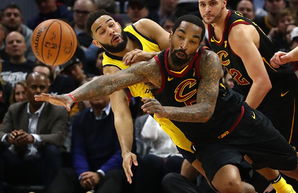 People Think Cavs Are Wearing Matching Black Suits For Game Empat For Their Own Funeral Complex
